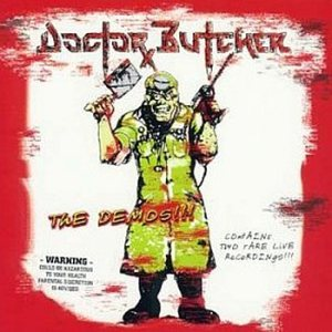 Doctor Butcher - The Demos cover art