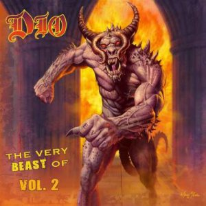 Dio - The Very Beast of Dio Vol. 2 cover art