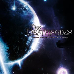 The Deathisodes - Inside the Universe of Horror cover art