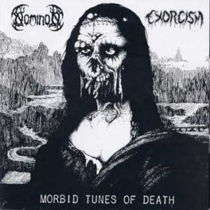Exorcism - Morbid Tunes of Death cover art