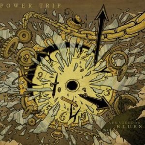 Power Trip - Armageddon Blues cover art