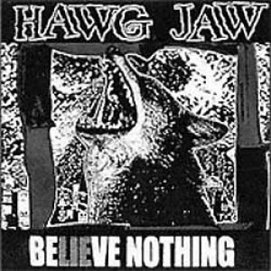 Hawg Jaw - BeLIEve Nothing cover art