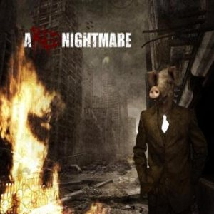 A Red Nightmare - A Red Nightmare cover art