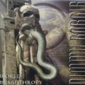 Dimmu Borgir - World Misanthropy cover art