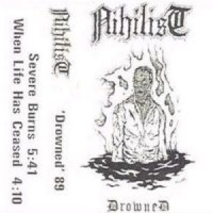 Nihilist - Drowned cover art