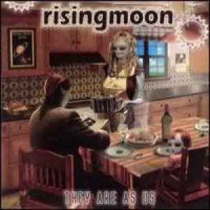 Rising Moon - They Are As Us cover art