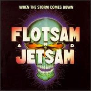 Flotsam And Jetsam - When the Storm Comes Down cover art