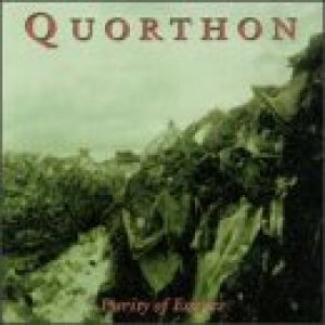 Quorthon - Purity of Essence cover art
