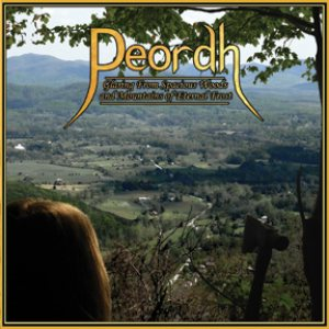 Peordh - Glaring From Spacious Woods and Mountains of Eternal Frost cover art