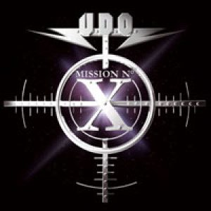 U.D.O. - Mission No. X cover art