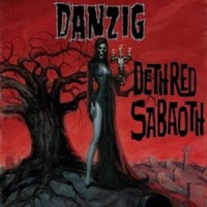 Danzig - Deth Red Sabaoth cover art