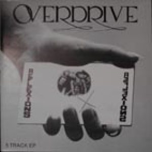 Overdrive - Reflexions cover art