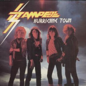 Stampede - Hurricane Town cover art