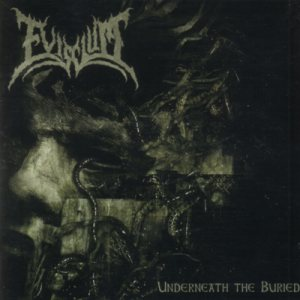 Eviscium - Underneath the Buried cover art