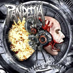 Pandemia - Feet of Anger cover art