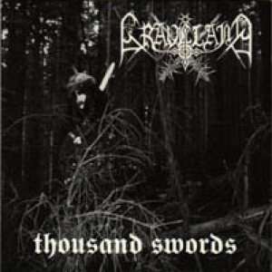 Graveland - Thousand Swords cover art