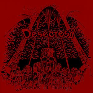 Desecresy - Arches of Entropy cover art