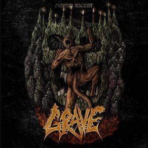Grave - Morbid Ascent cover art