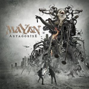 Mayan - Antagonise cover art