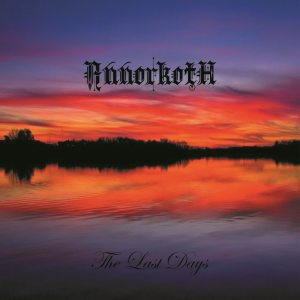 Annorkoth - The Last Days cover art