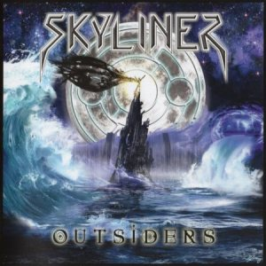 Skyliner - Outsiders cover art