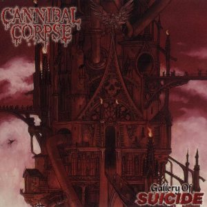 Cannibal Corpse - Gallery of Suicide cover art