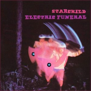 Starchild - Electric Funeral cover art