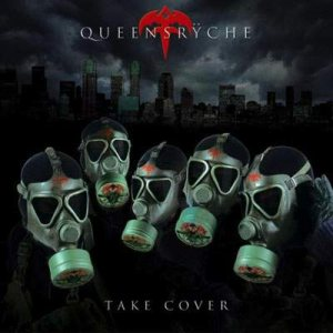 Queensryche - Take Cover cover art