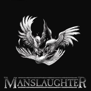 Manslaughter - Through the Eyes of Insanity cover art