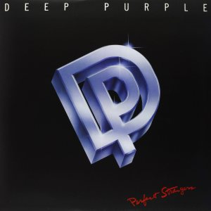 Deep Purple - Perfect Strangers cover art