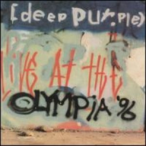 Deep Purple - Live At the Olympia 96 cover art