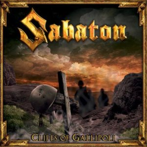 Sabaton - Cliffs of Gallipoli cover art