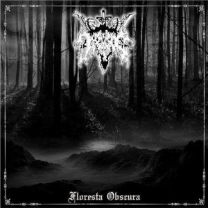 Darkaliel - Floresta Obscura cover art