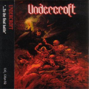 Undercroft - To the Final Battle cover art