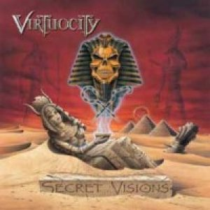 Virtuocity - Secret Visions cover art