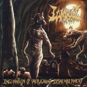 Lamaw - Inclination of Repugnant Dismemberment cover art
