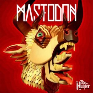 Mastodon - The Hunter cover art