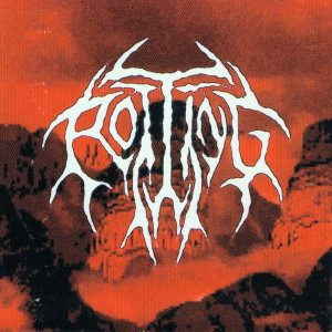 Rotting - Drown in Rotting Flesh cover art