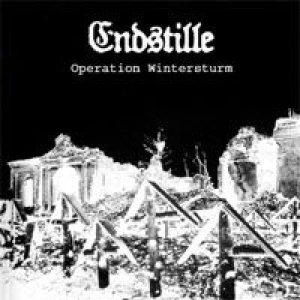 Endstille - Operation Wintersturm cover art