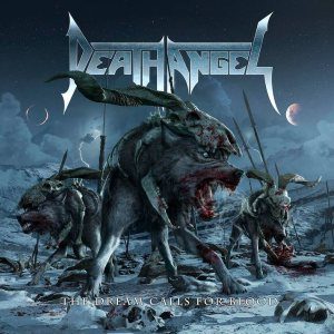 Death Angel - The Dream Calls for Blood cover art