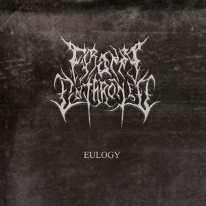 Tyranny Enthroned - Eulogy cover art