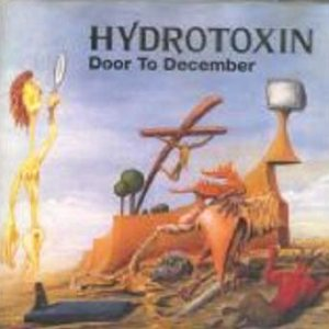 Hydrotoxin - Door to December cover art