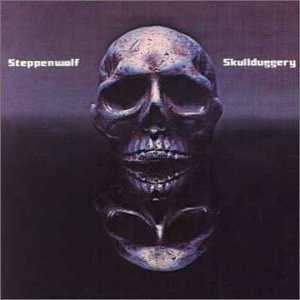 Steppenwolf - Skullduggery cover art
