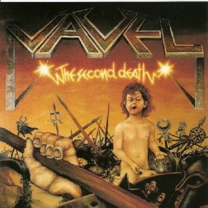 Vavel - The Second Death cover art