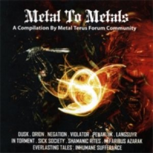 Various Artists - Metal to Metals cover art