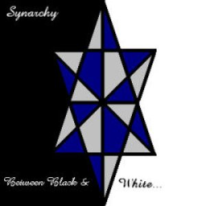 Synarchy - Between Black & White cover art