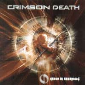 Crimson Death - Death is Essential cover art