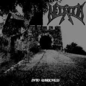 Necroid - Into Darkness cover art