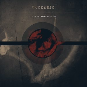 Ulcerate - The Destroyers of All cover art