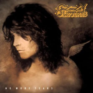 Ozzy Osbourne - No More Tears cover art
